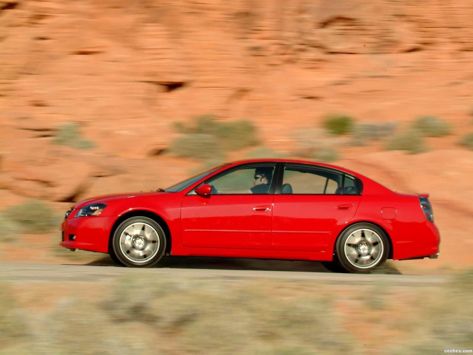 Foto 5 de Nissan Altima SE-R 2005