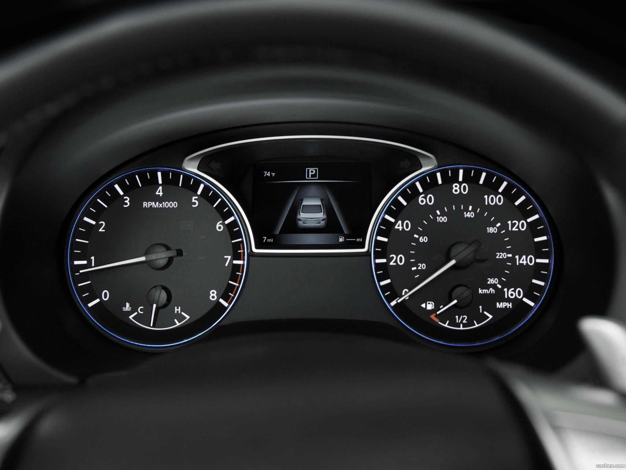 Foto 7 de Nissan Altima SR 2015