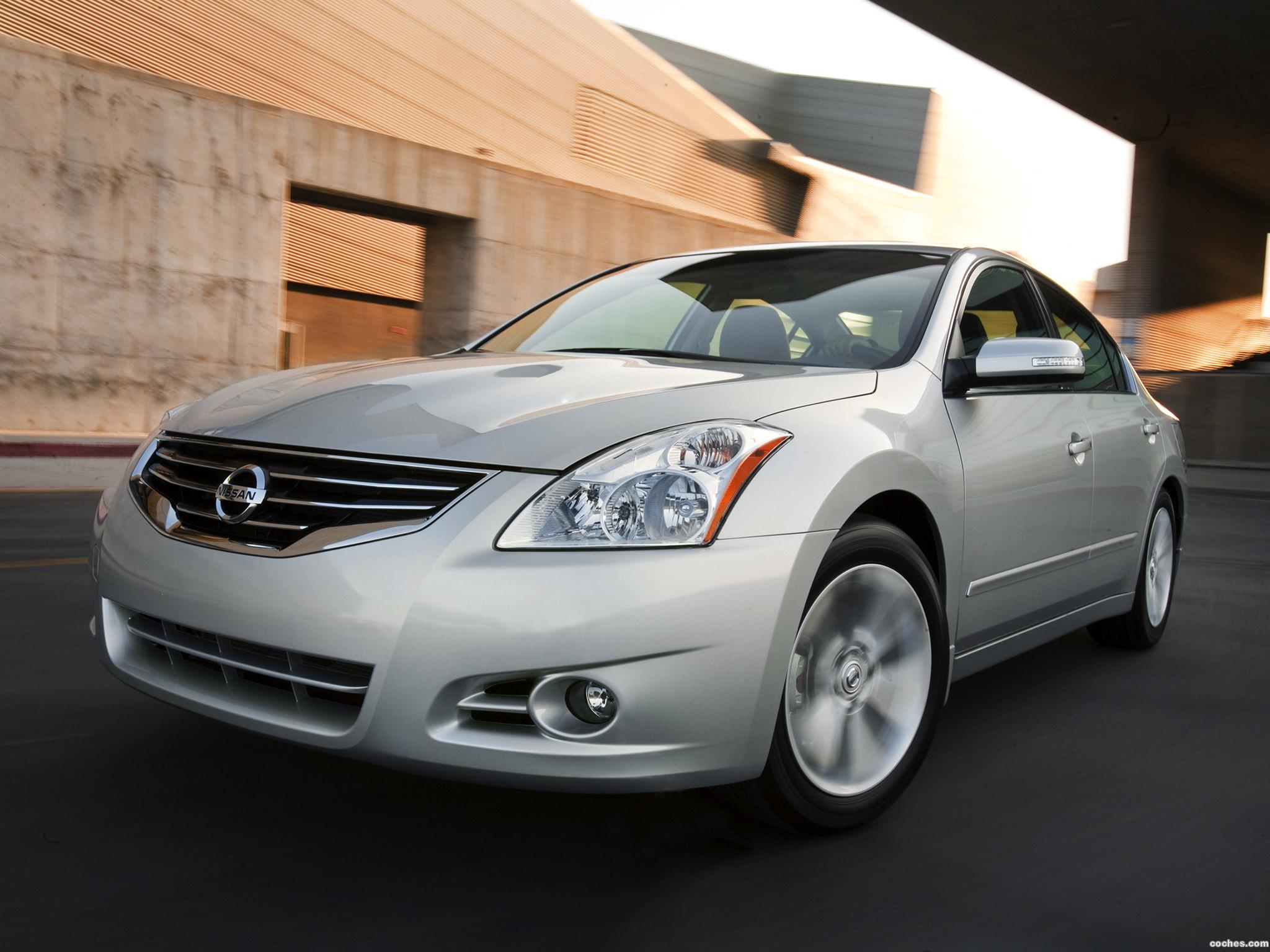 Foto 0 de Nissan Altima Sedan 2010
