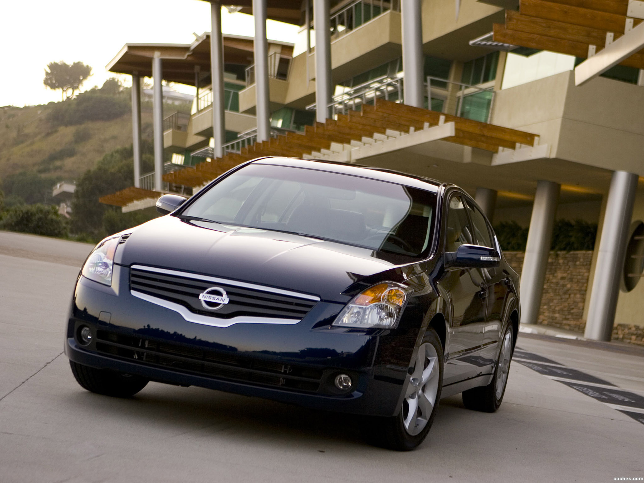 Foto 0 de Nissan Altima V6 2007
