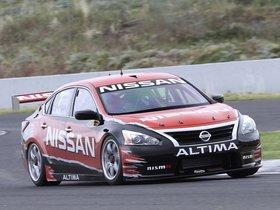 Ver foto 3 de Nissan Altima V8 Supercar 2012
