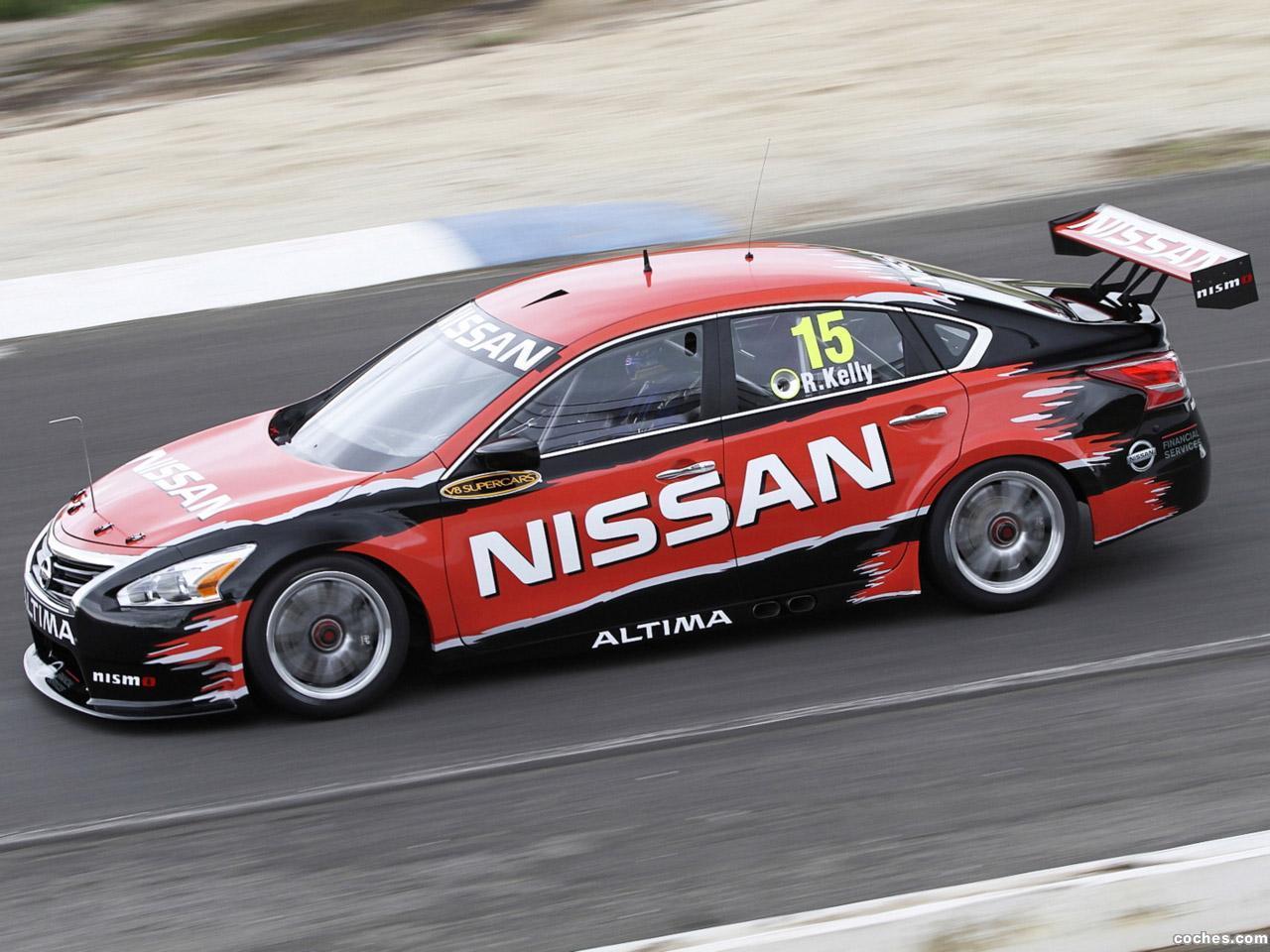 Foto 9 de Nissan Altima V8 Supercar 2012