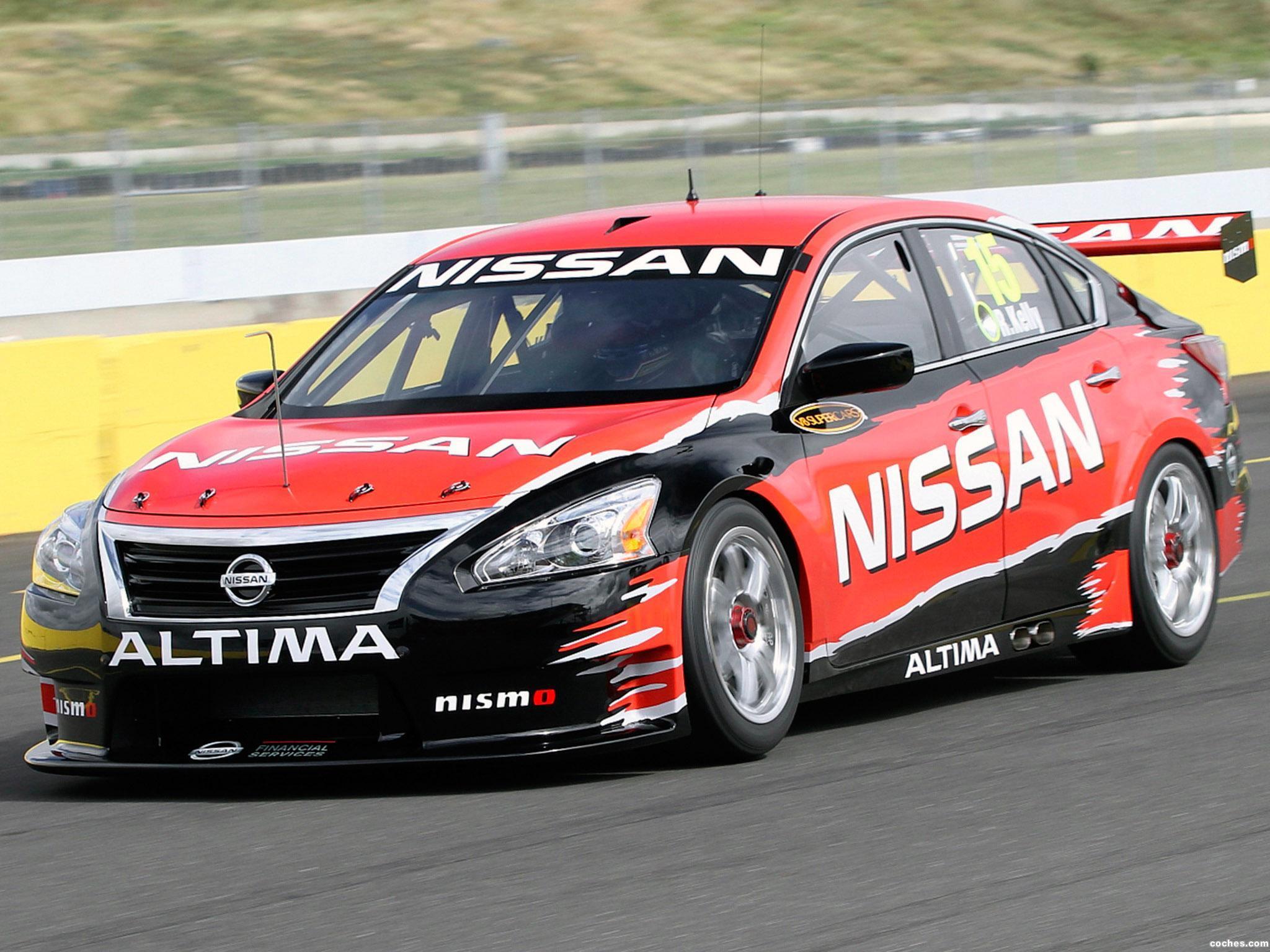 Foto 0 de Nissan Altima V8 Supercar 2012