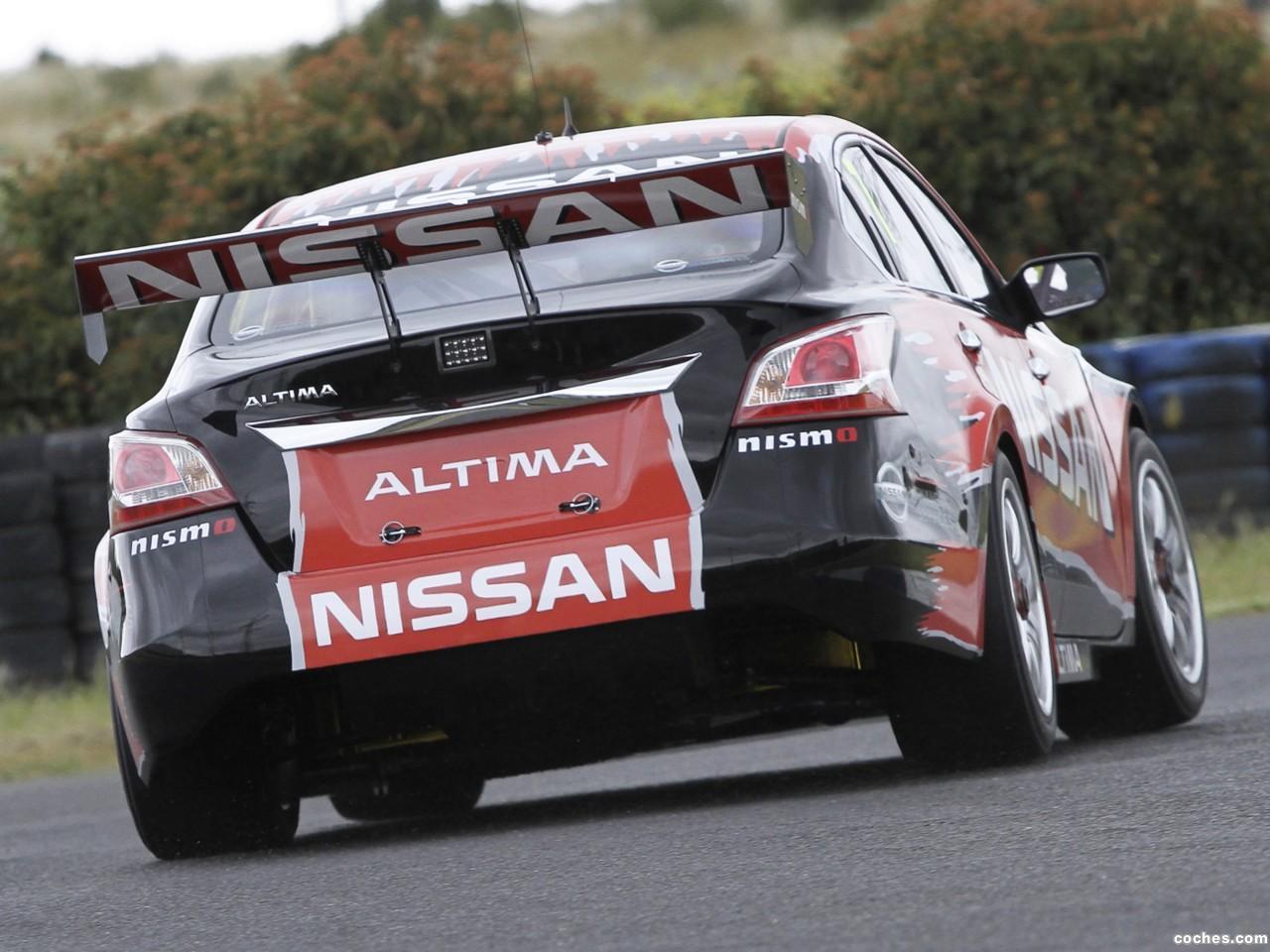 Foto 8 de Nissan Altima V8 Supercar 2012