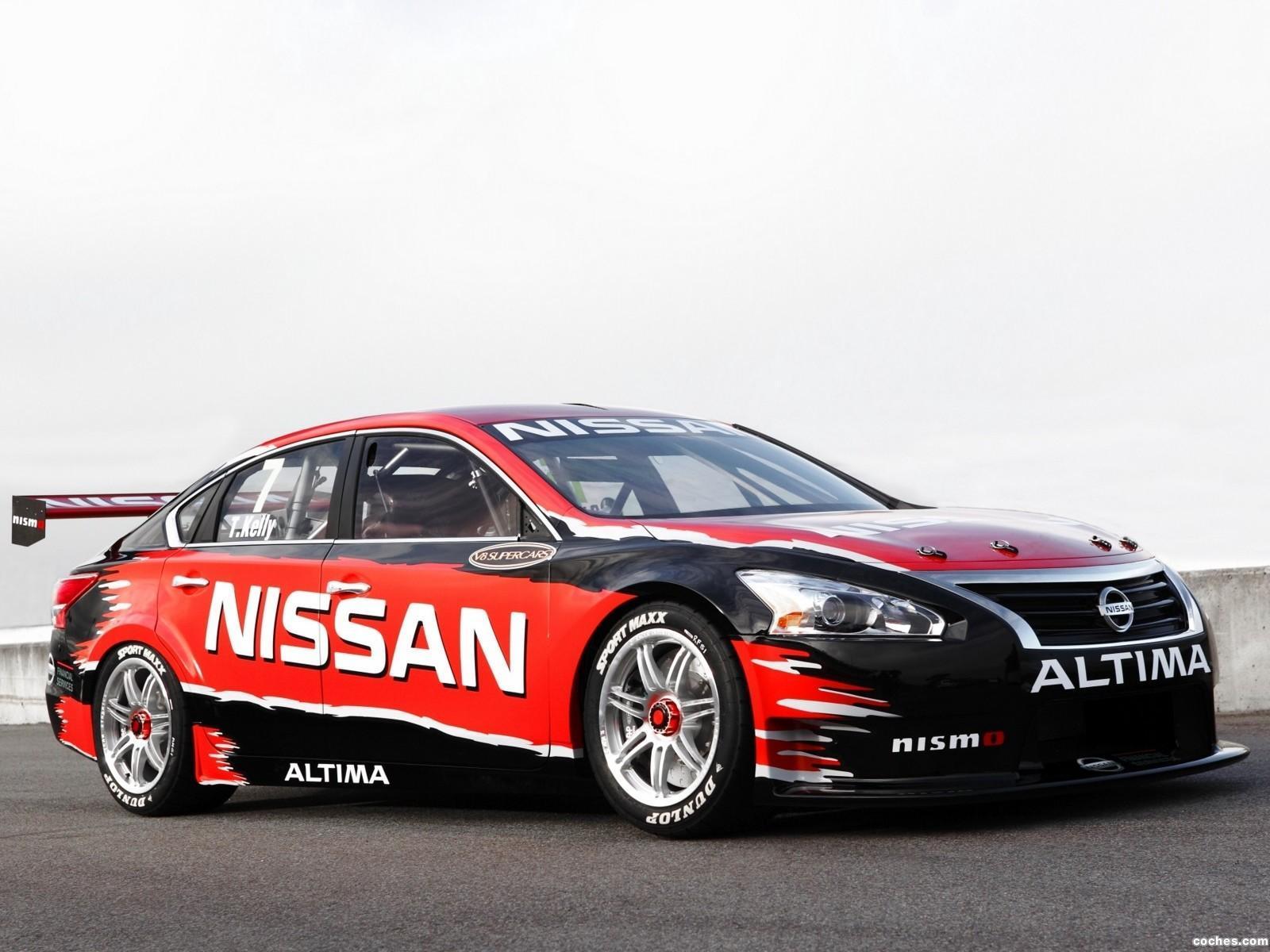 Foto 6 de Nissan Altima V8 Supercar 2012