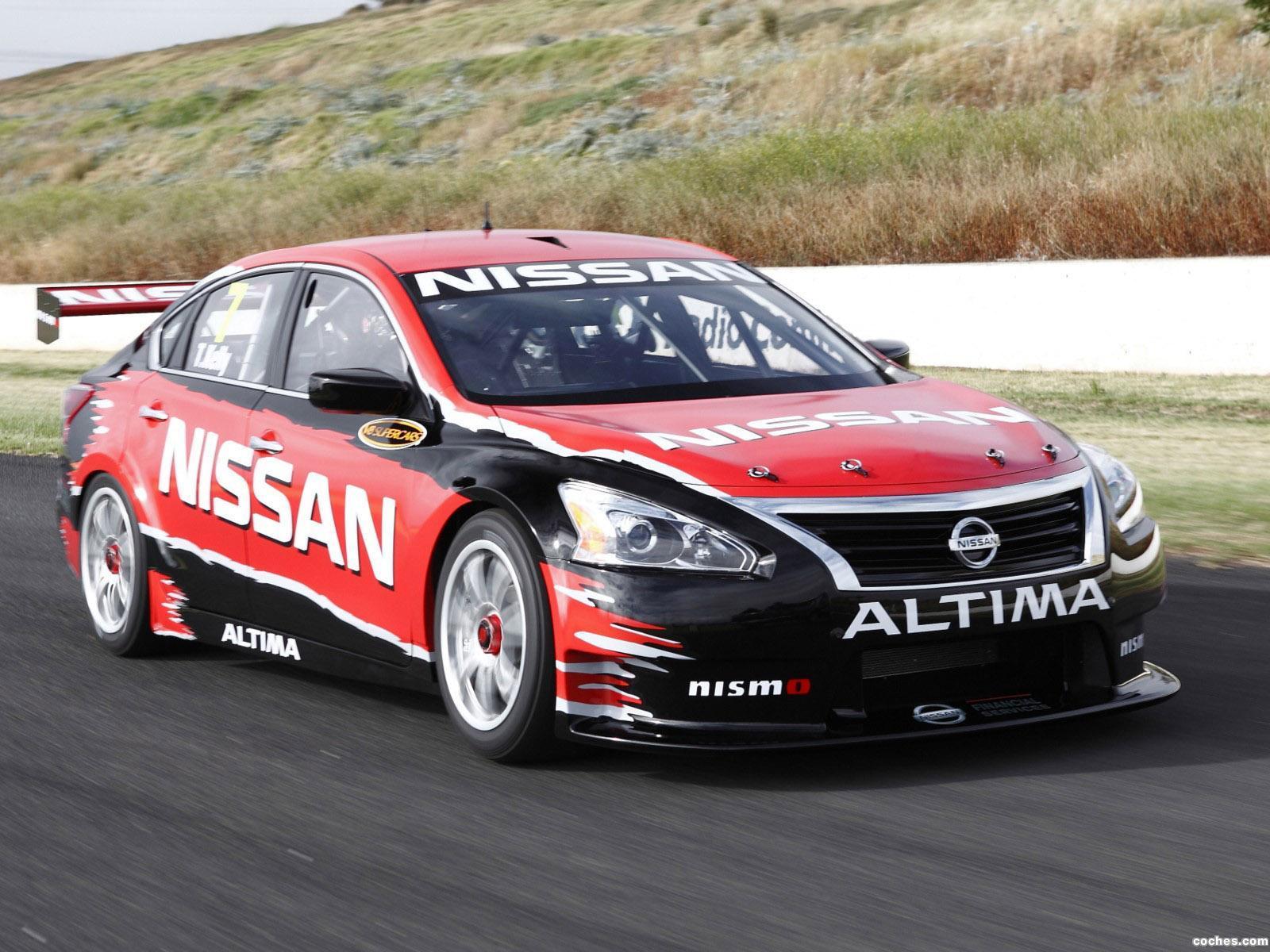 Foto 5 de Nissan Altima V8 Supercar 2012