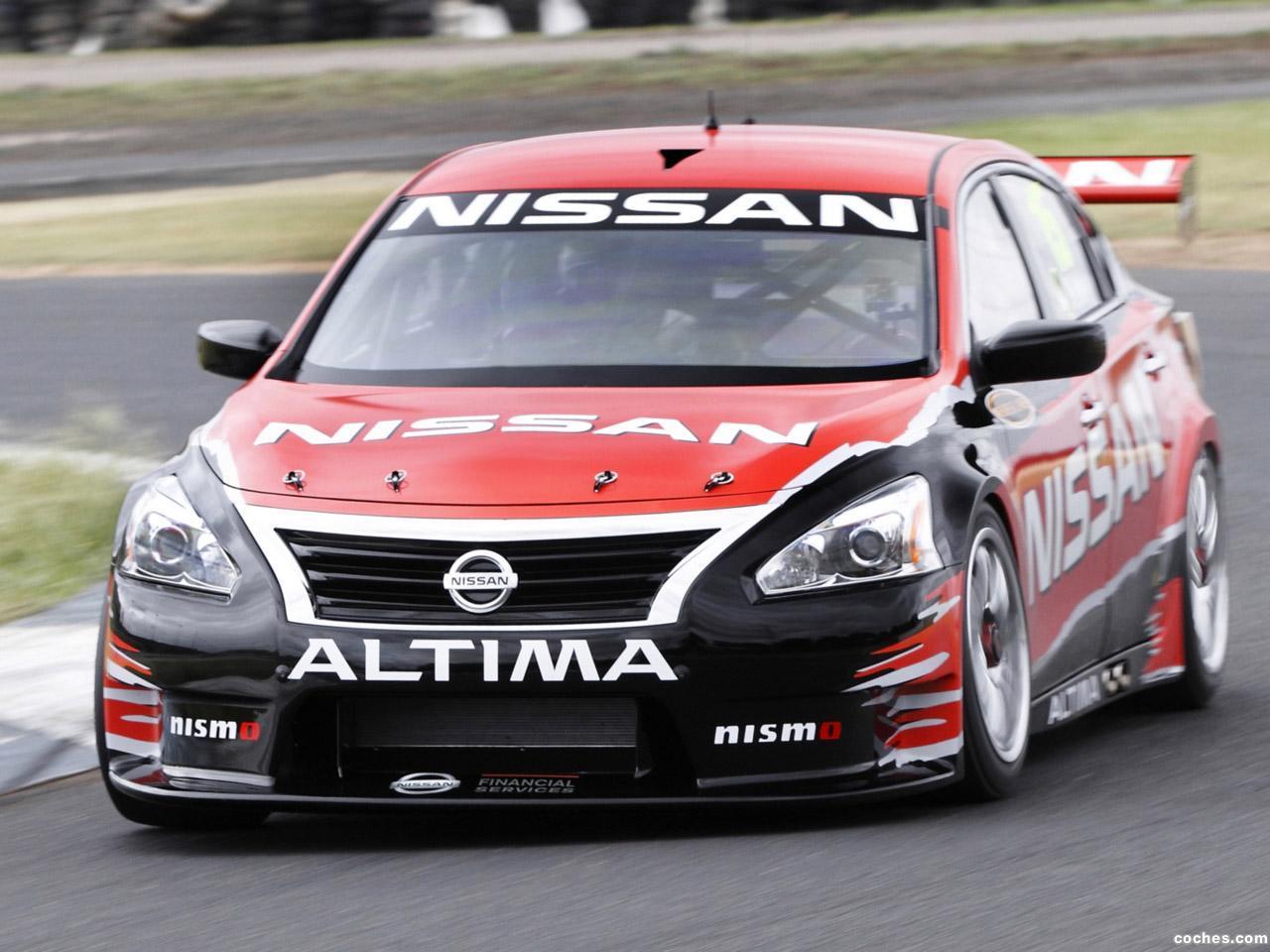 Foto 3 de Nissan Altima V8 Supercar 2012