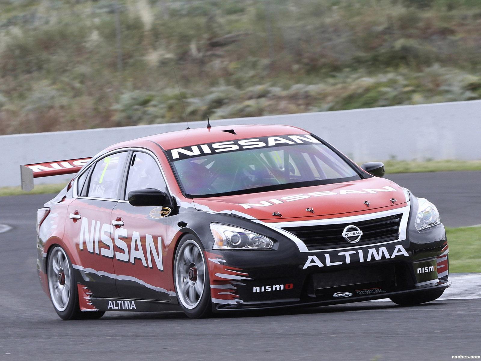 Foto 2 de Nissan Altima V8 Supercar 2012