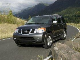 Ver foto 4 de Nissan Armada 2008