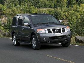 Ver foto 3 de Nissan Armada 2008