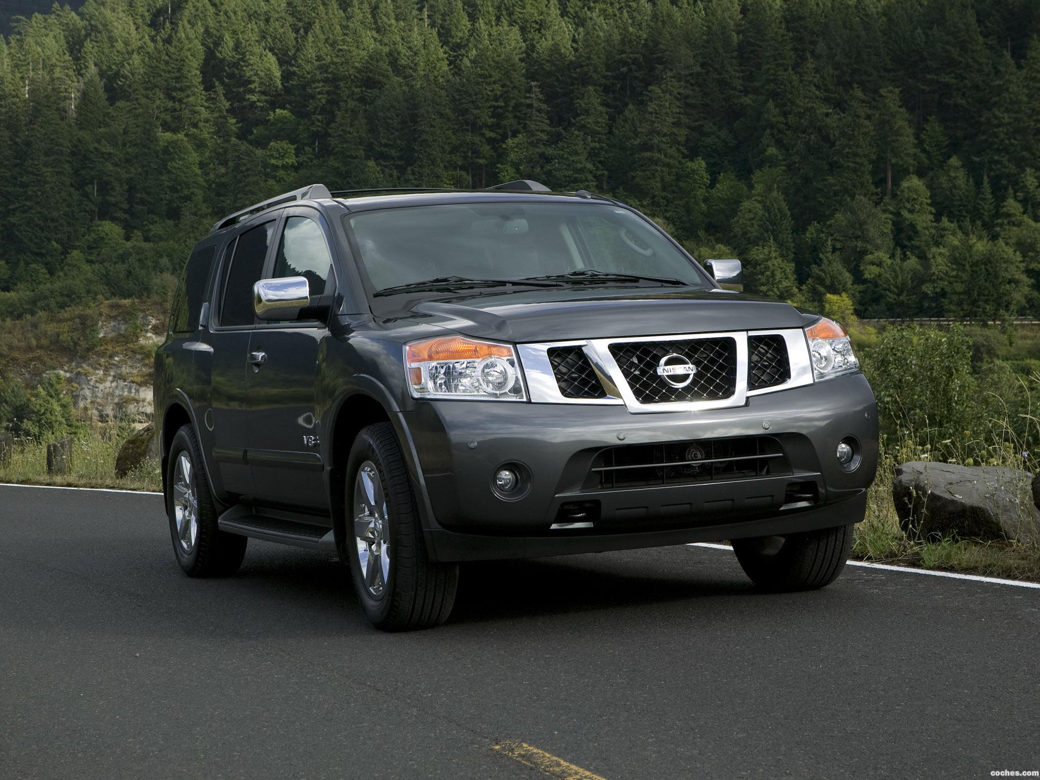 Foto 0 de Nissan Armada 2008