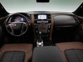 Ver foto 14 de Nissan Armada Platinum Reserve  2017