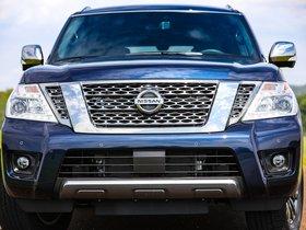 Ver foto 5 de Nissan Armada Platinum Reserve  2017