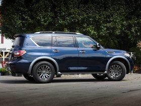 Ver foto 2 de Nissan Armada Platinum Reserve  2017