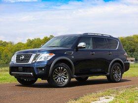 Ver foto 1 de Nissan Armada Platinum Reserve  2017