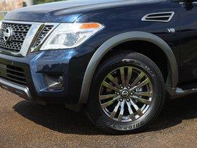Ver foto 8 de Nissan Armada Platinum Reserve  2017