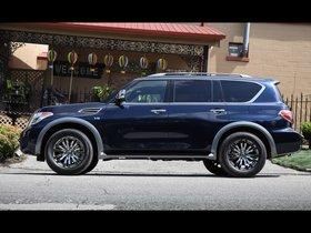Ver foto 6 de Nissan Armada Platinum Reserve  2017
