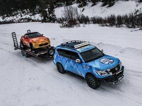 Ver foto 7 de Nissan Armada Snow Patrol  2018