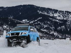 Ver foto 5 de Nissan Armada Snow Patrol  2018