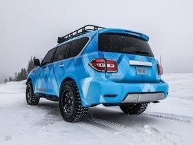 Ver foto 4 de Nissan Armada Snow Patrol  2018
