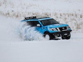 Ver foto 3 de Nissan Armada Snow Patrol  2018