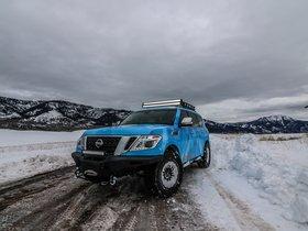 Ver foto 1 de Nissan Armada Snow Patrol  2018