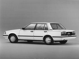 Ver foto 2 de Nissan Auster JX 1800 GT EX 1983