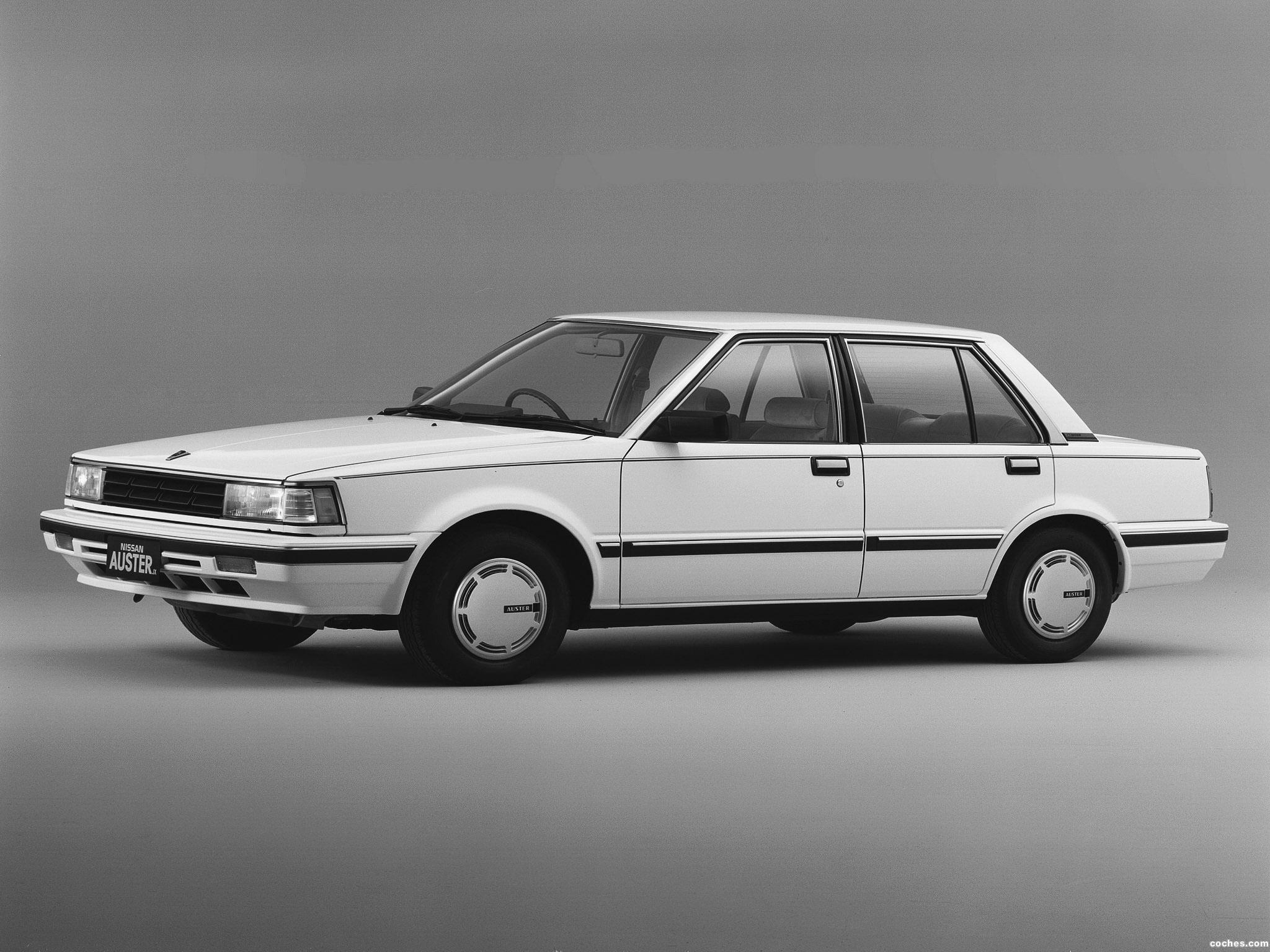 Foto 0 de Nissan Auster JX 1800 GT EX 1983