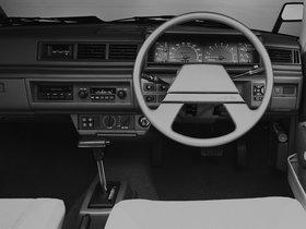 Ver foto 2 de Nissan Auster JX Hatchback 1800 GS-X 1981