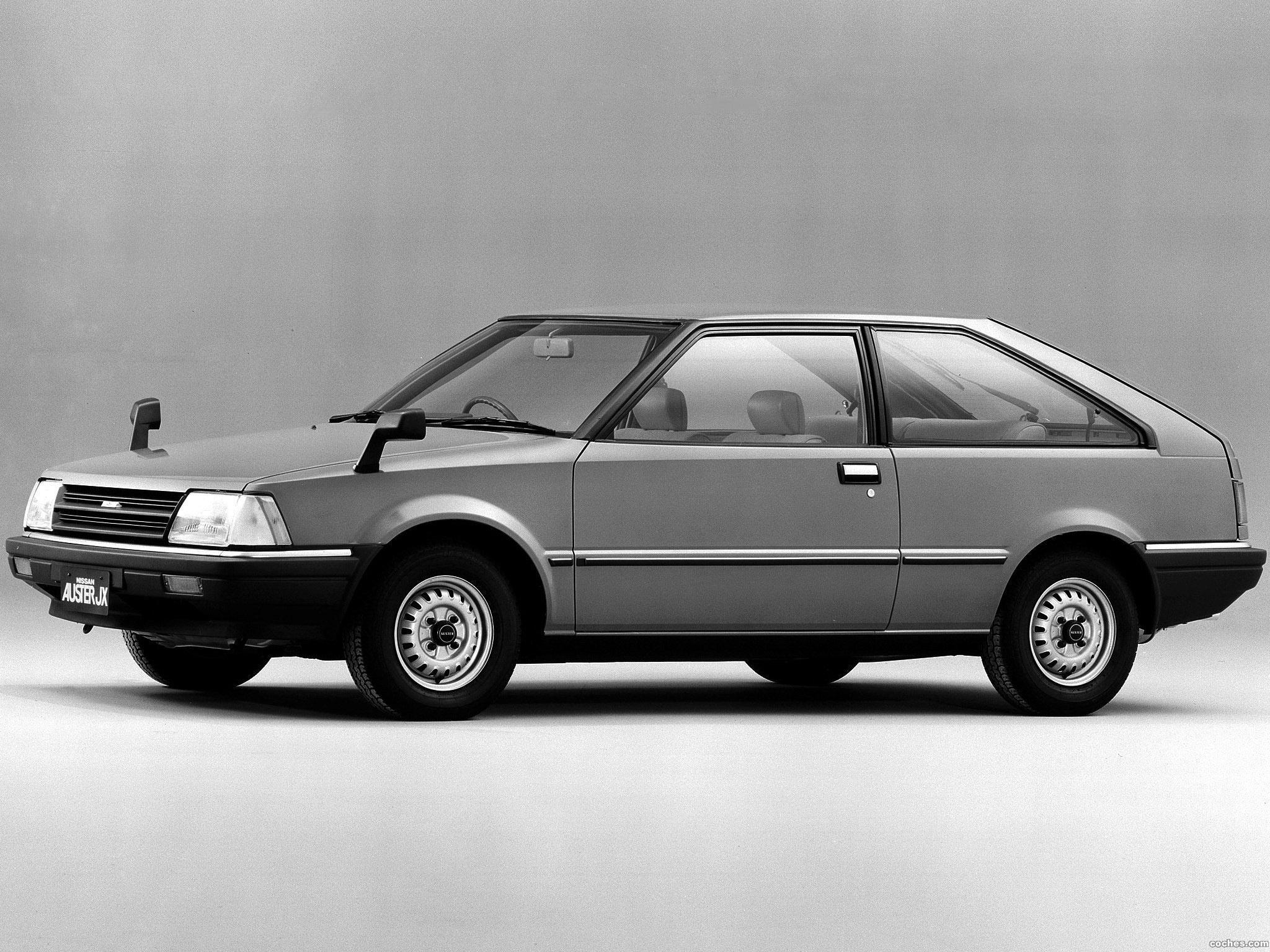 Foto 0 de Nissan Auster JX Hatchback 1800 GS-X 1981