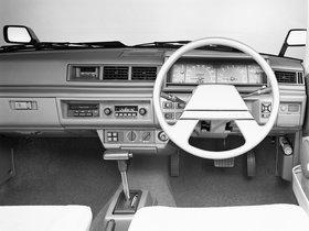 Ver foto 2 de Nissan Auster JX Sedan T11 1981