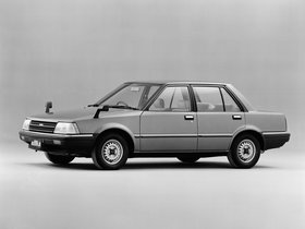 Ver foto 1 de Nissan Auster JX Sedan T11 1981