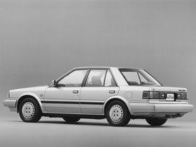 Ver foto 2 de Nissan Auster Xi T12 UK 1987