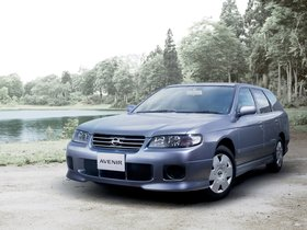 Ver foto 3 de Nissan Avenir 1999