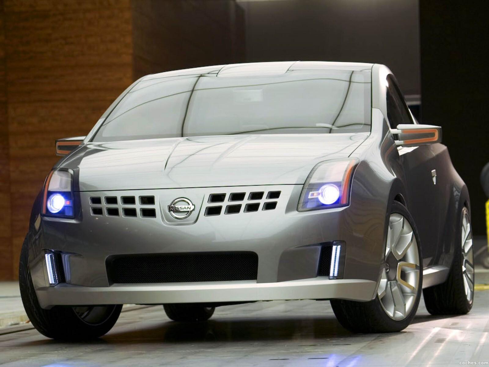 Foto 0 de Nissan Azeal Concept 2005