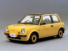 Ver foto 5 de Nissan Be-1 BK10 1987