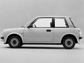 Ver foto 4 de Nissan Be-1 BK10 1987