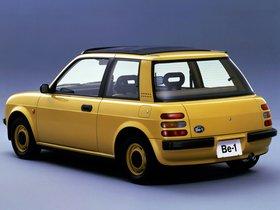 Ver foto 3 de Nissan Be-1 BK10 1987