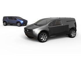 Ver foto 11 de Nissan Bevel Concept 2007