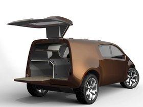 Ver foto 6 de Nissan Bevel Concept 2007