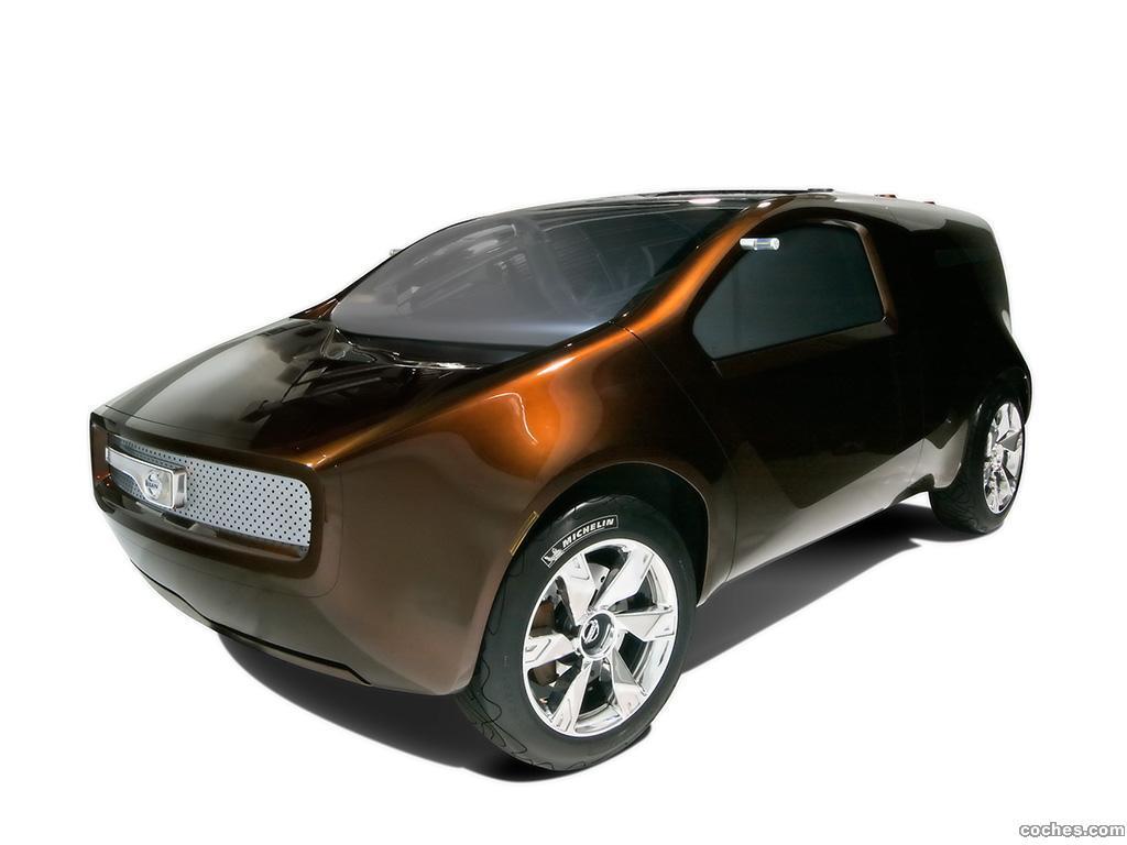 Foto 0 de Nissan Bevel Concept 2007