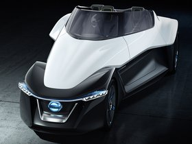 Ver foto 9 de Nissan Bladeglider Concept 2013