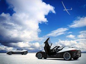 Ver foto 7 de Nissan Bladeglider Concept 2013
