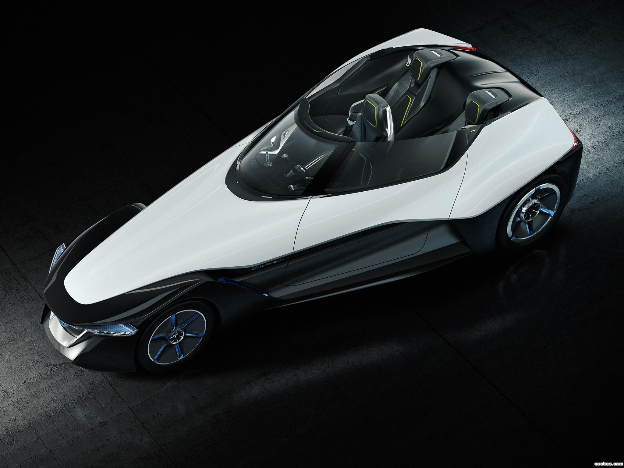 Foto 0 de Nissan Bladeglider Concept 2013