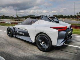 Ver foto 15 de Nissan Bladeglider Prototype  2016
