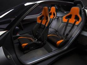 Ver foto 29 de Nissan Bladeglider Prototype  2016