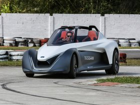 Ver foto 10 de Nissan Bladeglider Prototype  2016