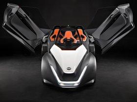 Ver foto 6 de Nissan Bladeglider Prototype  2016