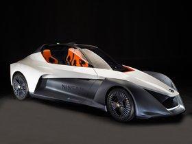 Ver foto 4 de Nissan Bladeglider Prototype  2016