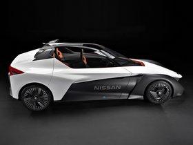 Ver foto 3 de Nissan Bladeglider Prototype  2016